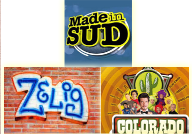 Cast Comici - Made in Sud - Colorado - Zelig